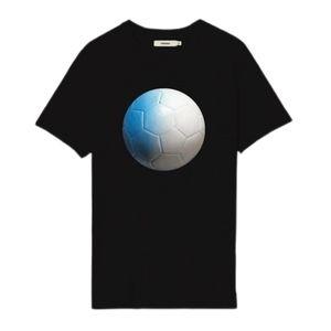 Pangaia x Daniel Arsham Football Tshirt Tee Soccer